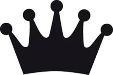 Bild von Motivstanzer gross Krone