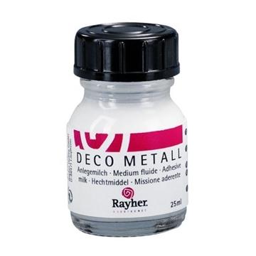 Bild von Deco Metall Anlegemilch 25ml