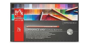 Bild von Caran d'Ache Luminance Farbschachtel 76er