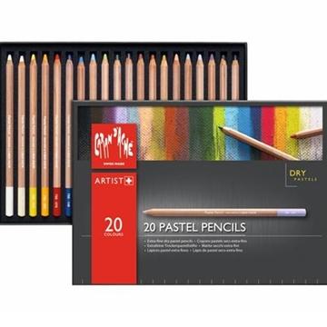 Bild von Caran d'Ache Pastel Pencil 20er