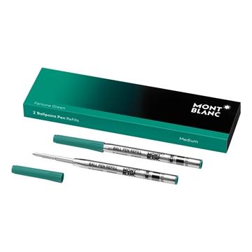 Montblanc Kugelschreiber Refill mittel grün