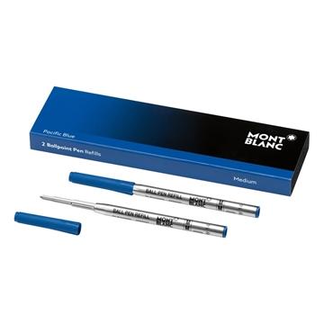 Montblanc Kugelschreiber Refill mittel blau