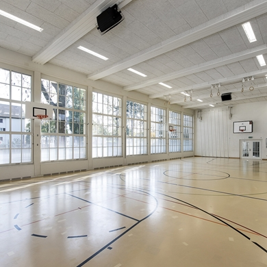 Bild für Kategorie Sporthallen Biel