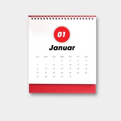Bild für Kategorie Kalender
