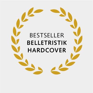 Bild für Kategorie Bestseller Belletristik Hardcover