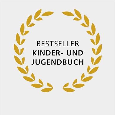 Bild für Kategorie Bestseller Kinder- und Jugendbuch