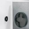 Bild von SIGEL, Glas-Magnetboard artverum, weiss 48x48cm