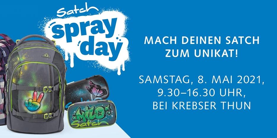 Satch Spray Day